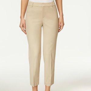 Charter Club Newport Slim Leg Cropped Pants